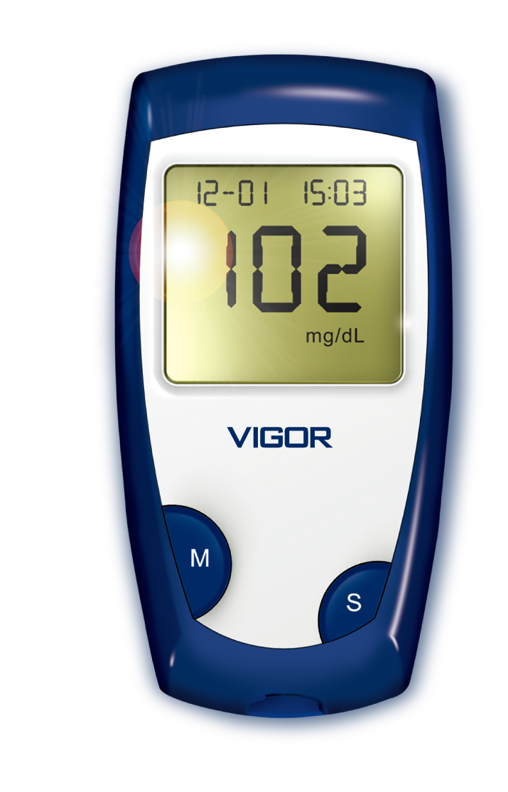 Blood Glucose Monitoring System Vigor